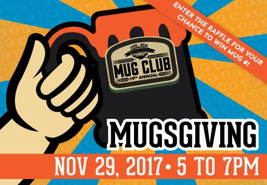 2017 Winter Mug Club Social